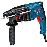 Bosch Professional Bohrhammer GBH 2-20 D (SDS-plus, Zusatzhandgriff, Tiefenanschlag 210 mm, Handwerkerkoffer, 650 Watt)