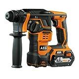 AEG 4935443457 BBH 18 Kombihammer, 72 W, 18 V, Schwarz, Orange
