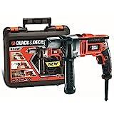 Black & Decker KR806K drill Ohne Schlüssel 3100 RPM - Drills (3100 RPM, 1,3 cm, 3,2 cm, 16 Nm, 1,6 cm, AC)